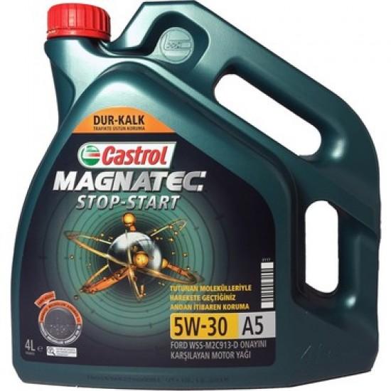 Castrol Magnatec A5 5W-30 4 lt